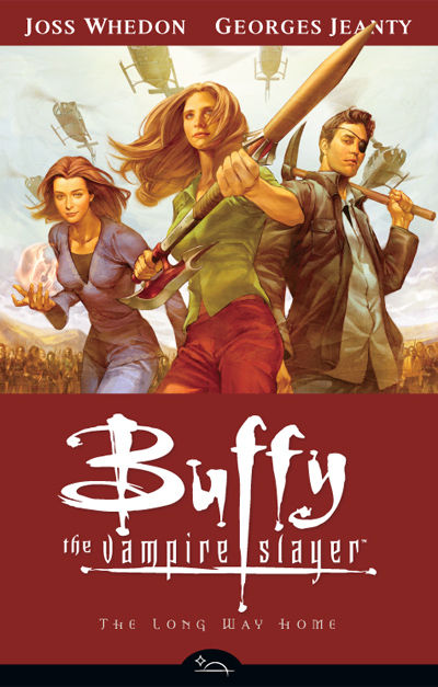 Buffy, saison 8 en français 9781593078225